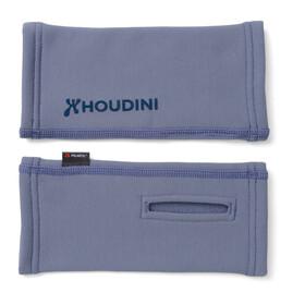 Houdini Power Wrist Gaiters Spokes Blue